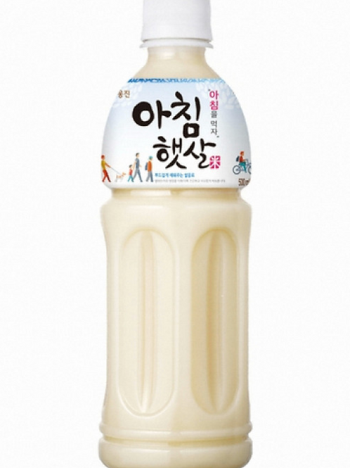 500mL 아침햇살 / Morning Rice