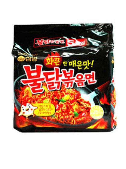 700g 불닭볶음면/ The Original Hot Chicken Flavour Ramen 5Packs