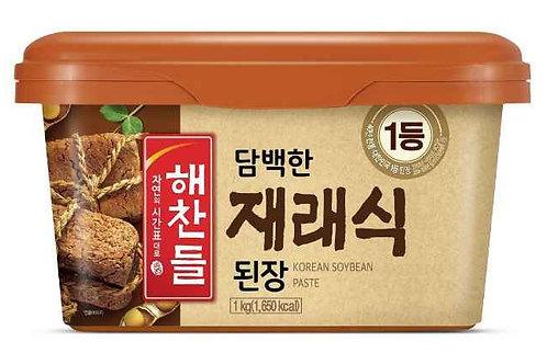 1kg 해찬들 재래식된장 / Soybean Paste ( DOENJANG)