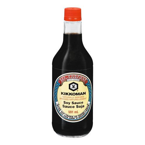 591ml Kikkoman Soy Sauce
