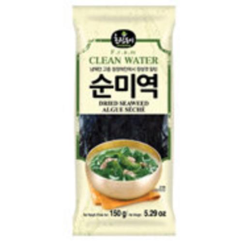 순미역 Dried Seaweed 150g