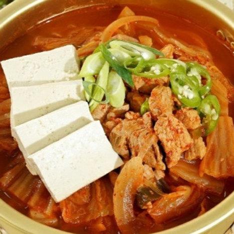 김치찌개 | Meal-kit | Kimchi-Jjigae | 辛奇汤 | 2 Servings