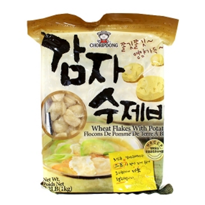 1kg 초립동이 감자 수제비 / Wheat Paste
