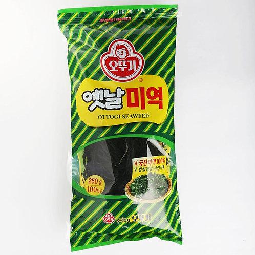 250g 오뚜기 옛날미역/ Ottogi Korean Dried Seaweed