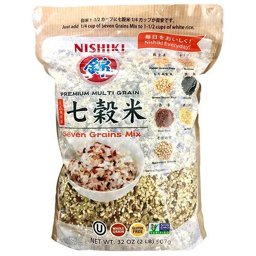 907g Nishiki Premium Multi Grain Rice