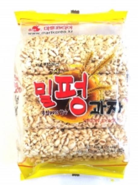 밀펑 과자 Poped Wheat Biscuit 90g
