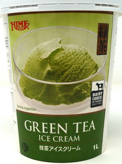 1L Hime Green Tea Ice Cream