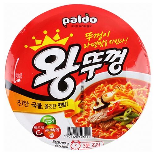 110g 왕뚜껑 / King Cup Noodle