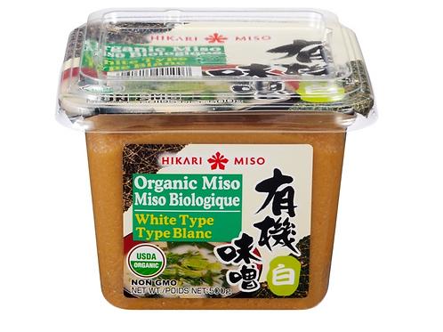 500g Organic Miso White