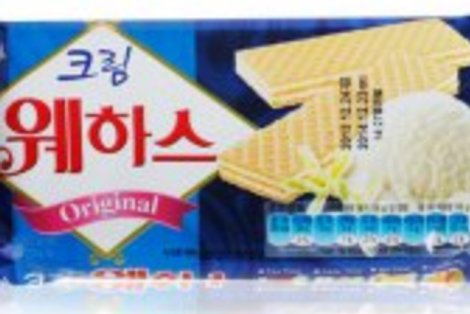 50g 크림 웨하스 / Cream Wahas Original