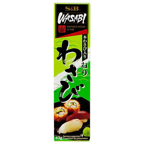 와사비 Wasabi Paste 43g