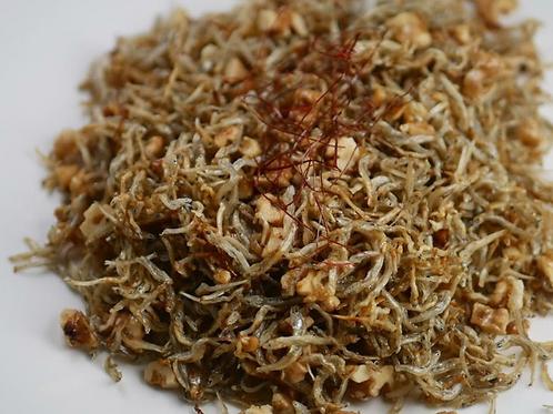 멸치볶음 Korean Seasoned Stir Fried Anchovy 辣炒鳀鱼 8oz