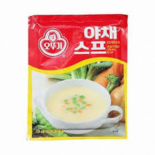 80g 오뚜기 야채스프/Korean Vegetable Cream Soup