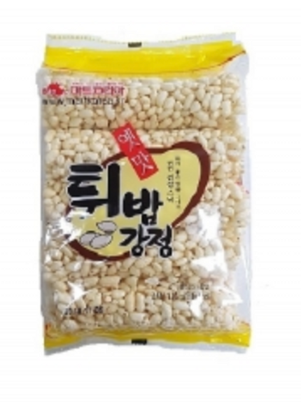 90g 옛맛 튀밥강정 / Poped Rice Biscuit