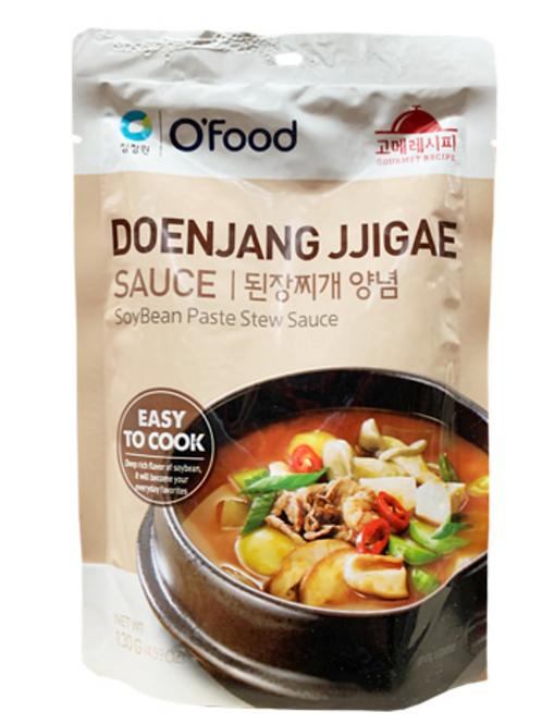 130 g | 오푸드 | 된장찌개 양념 | Doenjang Jjigae Sauce