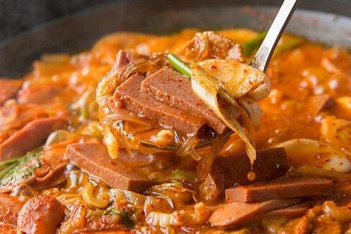부대찌게 [반조리] 火腿腸鍋