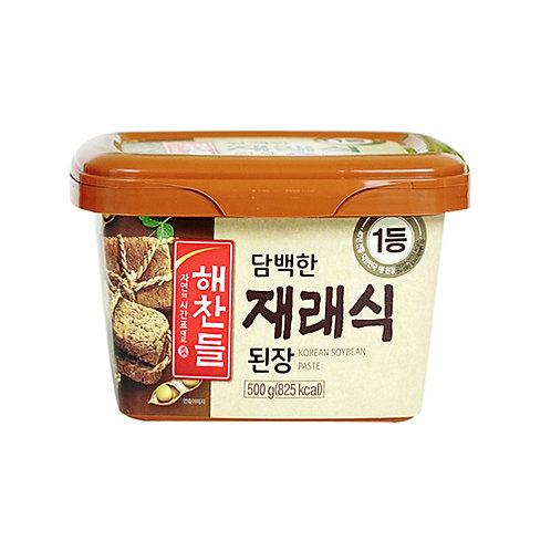 재래식 된장 Soybean Paste DOENJANG 500g