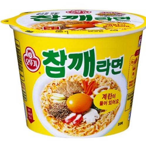 110g 참깨라면 / Sesame Flavour Cup Noodles