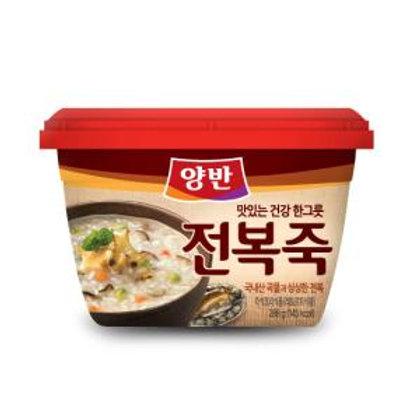 285g 전복죽 / Rice Porridge with Abalone