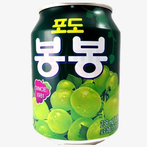 238mL 포도 봉봉 / Bong Bong Grape Drink