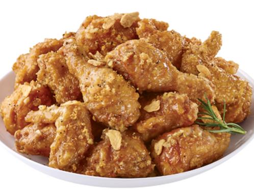 마늘간장 치킨 | Garlic & Soy Chicken