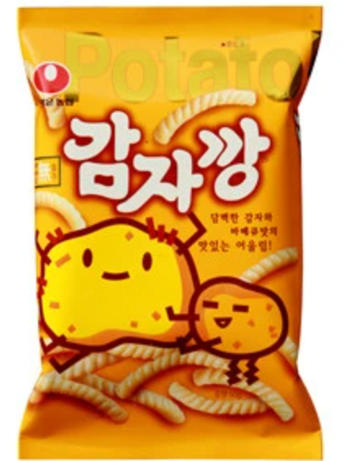 55g 감자깡 / Potato Snack