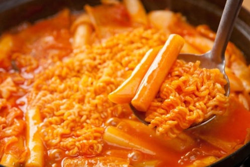즉석 떡볶기 [반조리] 辣炒年糕鍋
