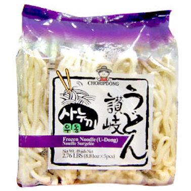 사누끼 우동 Frozen U-dong Noodle