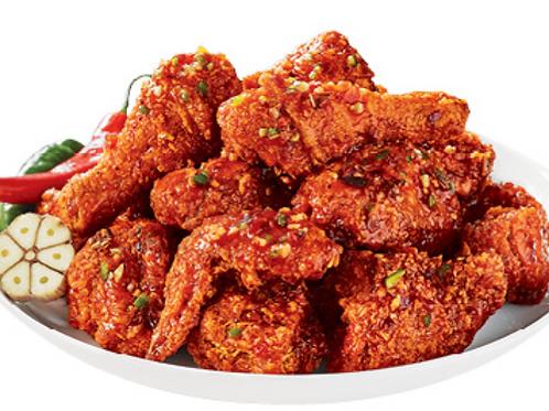 Hot & Spicy Chicken 불닭 치킨