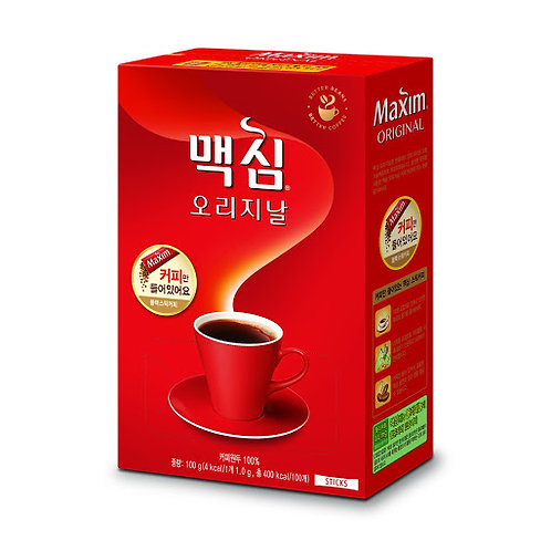 1180 g | 맥심 | 오리지널 커피믹스 | Maxim Original Coffee Mix
