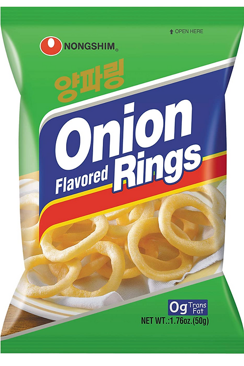 50g 양파링 / Onion Flacoured Rings