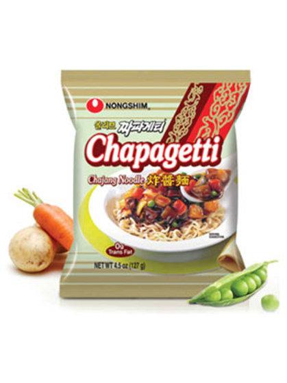 508 g | 농심 | 짜파게티 | Chapagetti | 4 Packs