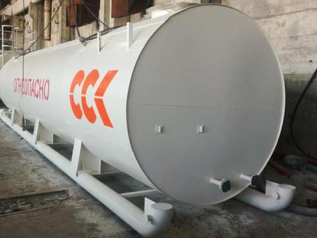 Проект по изготовлению резервуаров РГСн-50