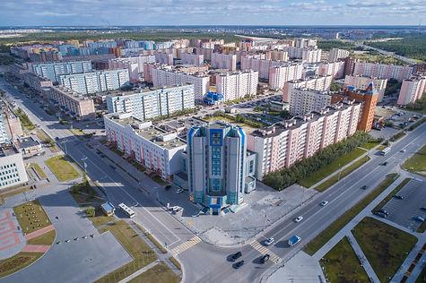 Новый Уренгой ПКФ КУБ
