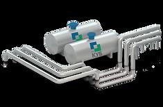 Трубопровод, элементы трубопровода ПКФ КУБ