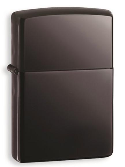Zippo Black Ice Lighter