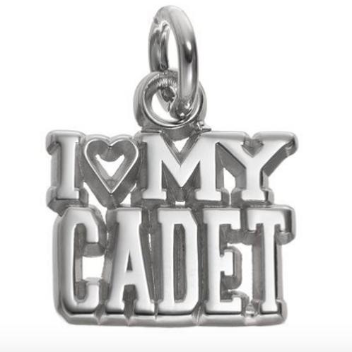 S/S I LOVE MY CADET 7/16