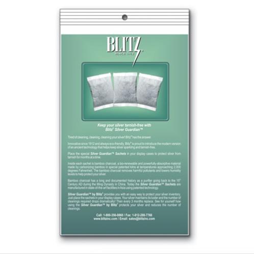 Silver Guardian Anti-Tarnish Packets