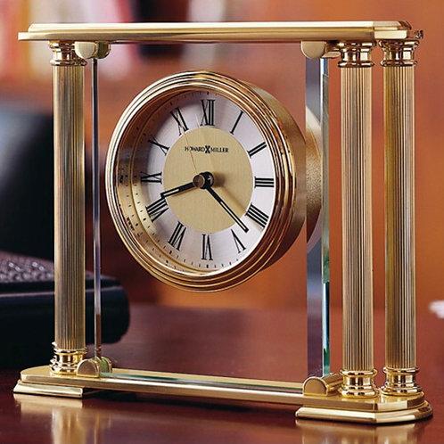 Athens Brass Quartz Clock