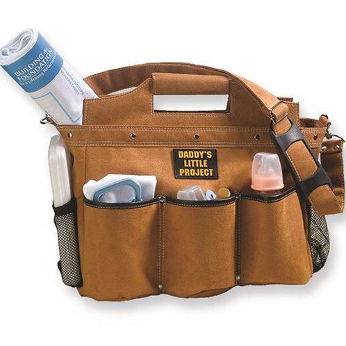 Lillian Rose Daddy Builder Diaper Bag