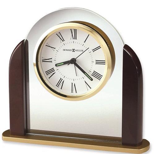 Derrick Rosewood Finish Quartz Alarm Clock