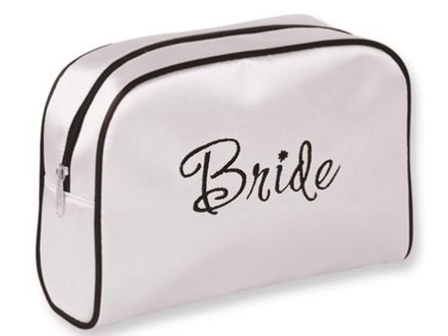 Lillian Rose Bride White Travel Bag