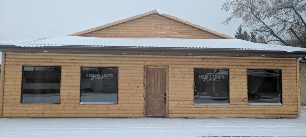 Main Lodge Exterior
