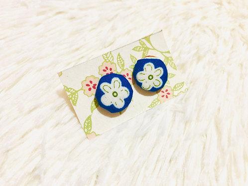 Dua Wama Flower Earrings