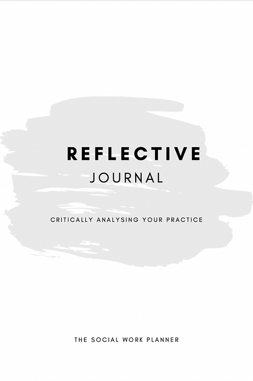 THE REFLECTIVE JOURNAL - GREY