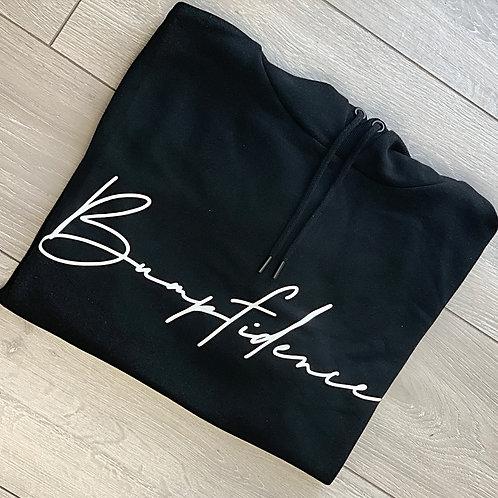 Bumpfidence Hoody ( Black )