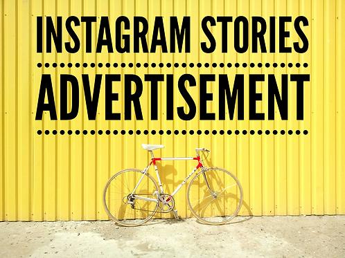 Instagram Stories - 24 Hour post