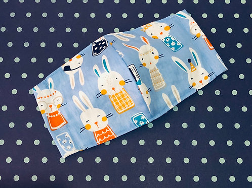 Bunny Family Versatile Fabric Protector