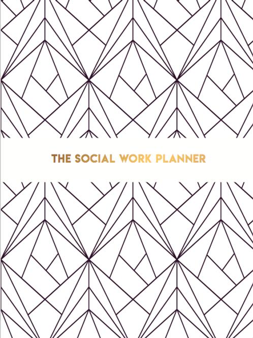 2018 | Social Work Planner