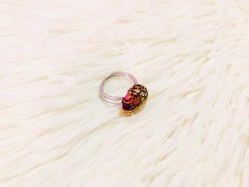 Orielle Cheongsam Purple Ring